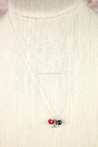Gogh Jewelry Design Buddha Charm Necklace