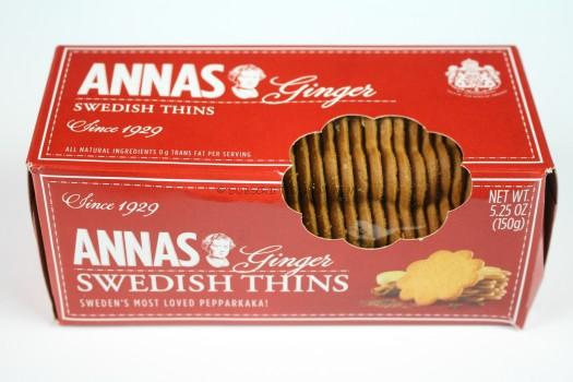 Ginger Swedish Thin by Annas