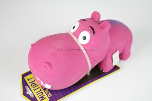 Multipet HIPPOPOTAMUS Latex Hippo