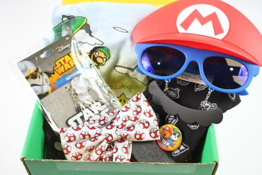 1Up Box September 2016 Review