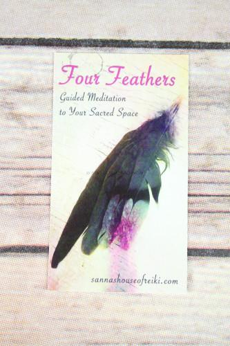Four Feathers Guided Mediation