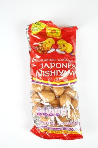 Cacahuates Japones Japanese Style Cocktail Peanuts