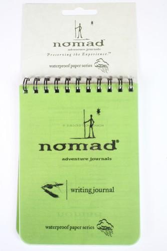 Nomad Waterproof Adventure Journal
