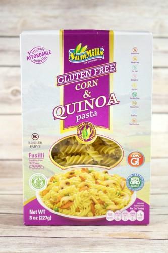 Sam Mills Gluten Free Corn & Quinoa Pasta