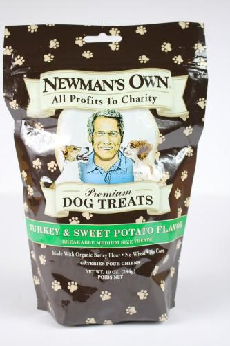 Newman's Own Organic Premium Dog Treats