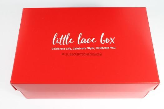 Little Lace Box February 2017 Spoilers