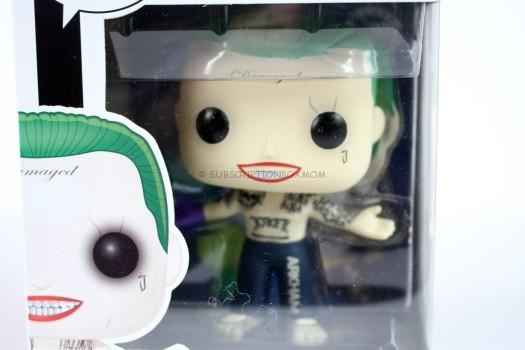 Suicide Squad - Joker Shirtless POP Figure