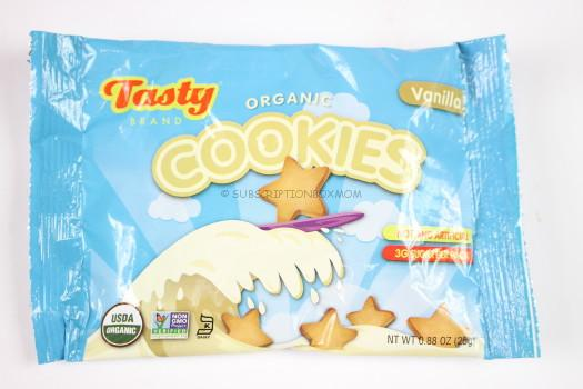 Tasty Organic Cookies