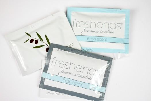 Freshends Biodegradable Wipes