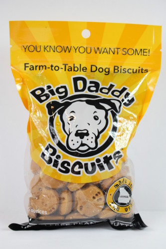 Big Daddy Biscuits Grain Free Peanut Butter