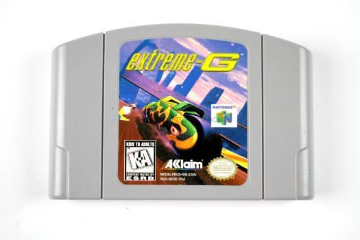 Nintendo 64 Extreme-G