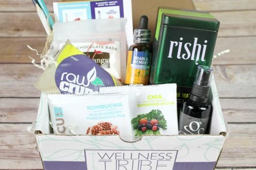 Wellness Tribe September 2016 Review