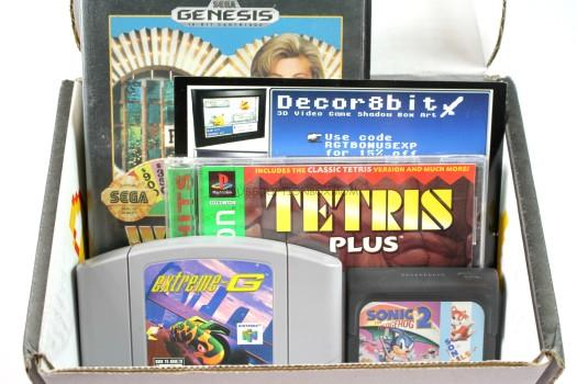 Retro Game Treasure Review