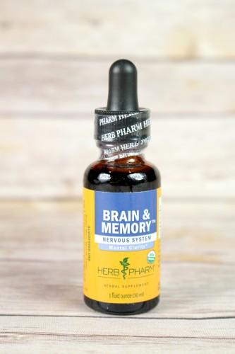 Herb Pharm Brain & Memory Tincture