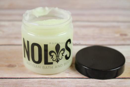 NOLAS Sugar Scrub in Spanish Moss