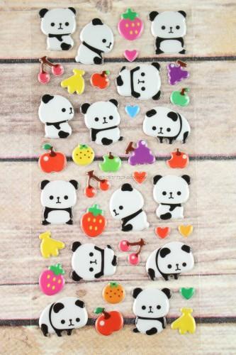 Puffy Pandas