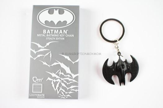 Exclusive Batwing Keychain