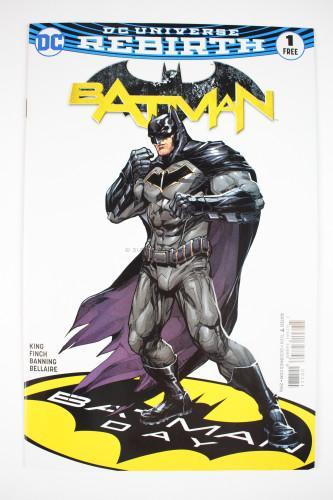 DC Universe BATMAN #1 Special Edition Reprint