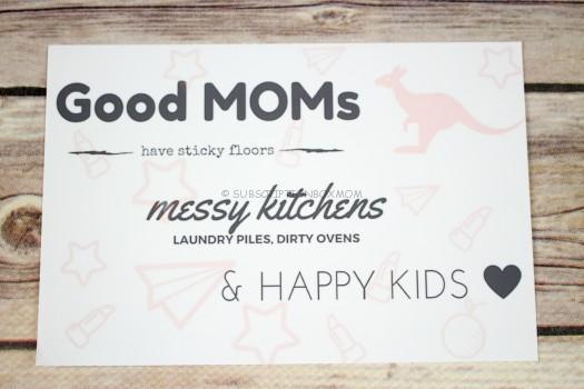 good moms quote