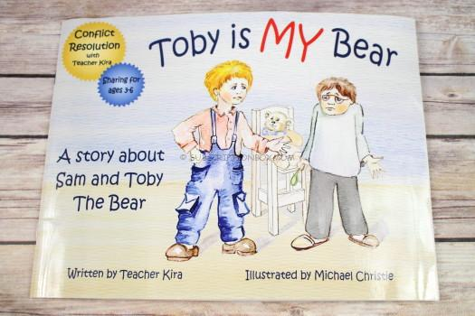 Toby is MY Bear by Kira Solomatova
