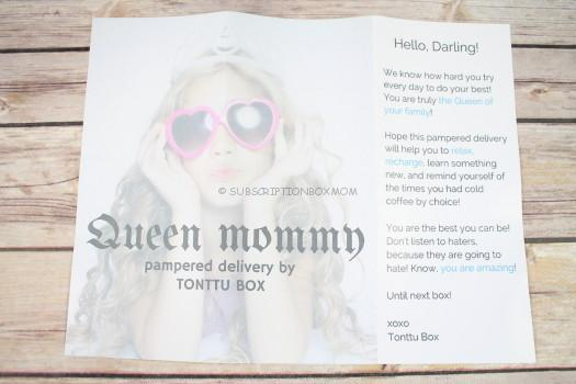 queen mommy