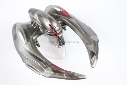 "Exclusive Battlestar Galactica ""Scar"" Vinyl Replica"