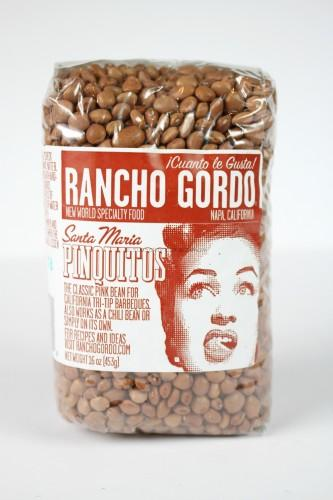 Santa Maria Heirloom Pinquito Beans by Rancho Gordo