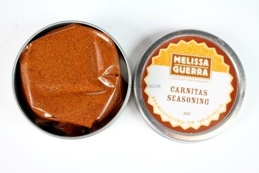 Carnitas Spice Blend by Melissa Guerra