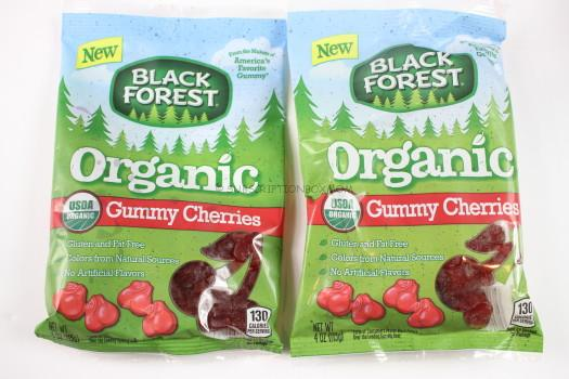 Organic Gummy Cherries Black Forest Organic