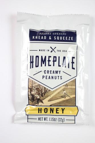 Peanut Butter Honey Spread HomePlate