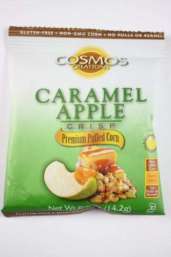 Caramel Apple Crisp Premium Puffed Corn by Cosmos Creations