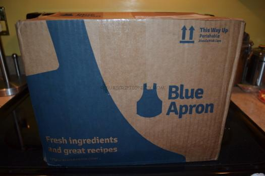 Blue Apron Review (November 11th meal selection)