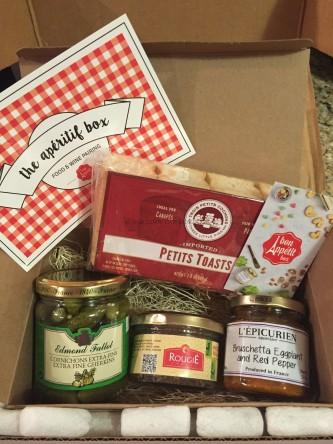 Bon Appétit Box - French Gourmet Cuisine Box - August 2016 Review