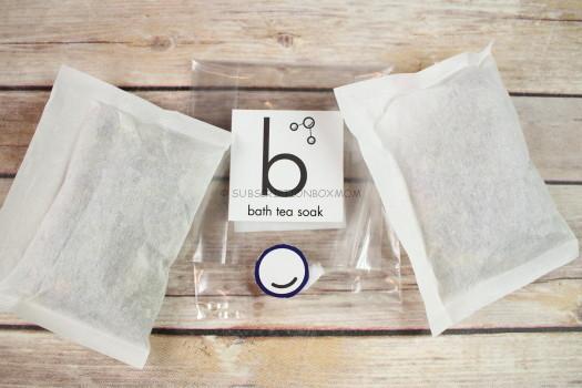 Bathmatical Exclusive Bath Tea Soack in Herbal Lavender