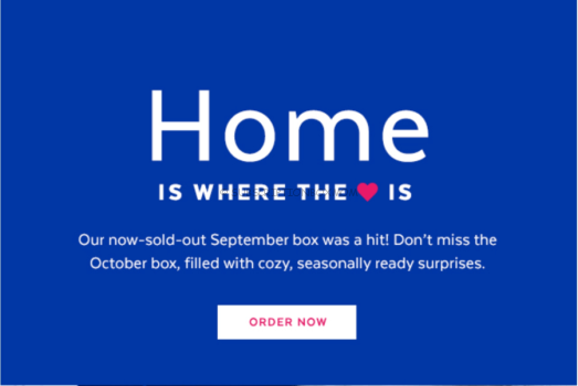 POPSUGAR Must Have Box October 2016 Theme Spoiler