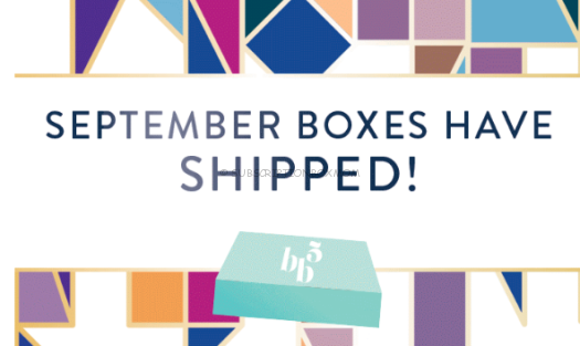 Beauty Box 5 September 2016 Spoiler