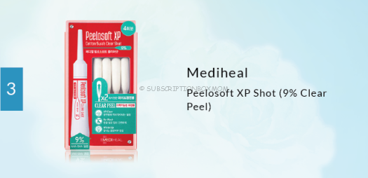Mediheal Peelosoft XP Shot (9% Clear Peel)