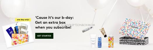 Birchbox Customer Appreciation Day
