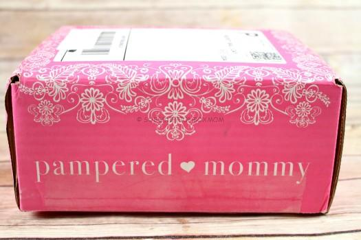 Pampered Mommy Box October 2016 Review