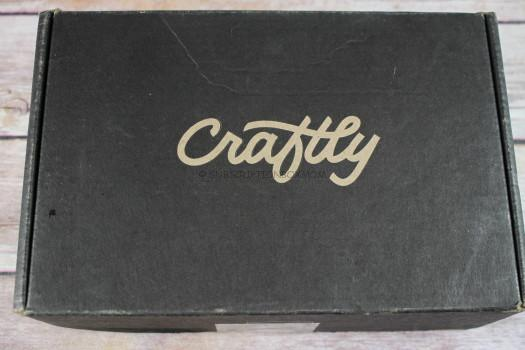 Craftly October 2016 Review