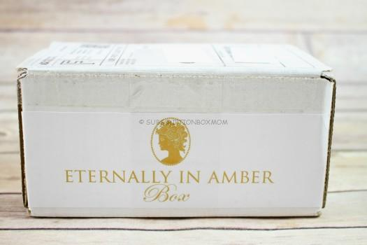 Eternally in Amber September 2016 Review