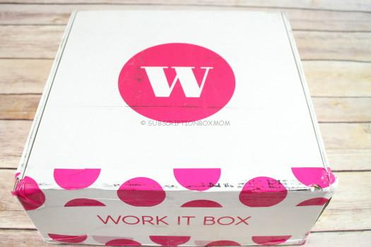 Work It Box October 2016 Review