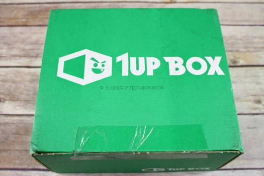 1Up Box October 2016 Review