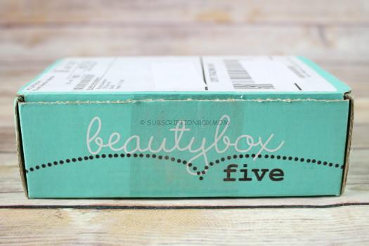 Beauty Box 5 October 2016 Review