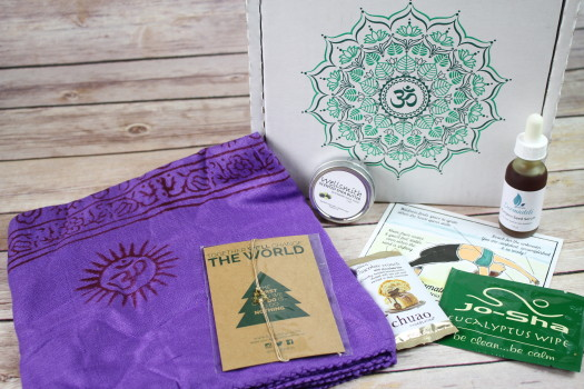 BuddhiBox October 2016 Review