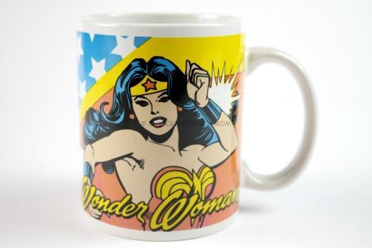 Wonder Woman Coffee Cup