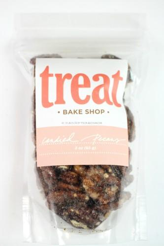 Treat Bake Shop Candied Pecans
