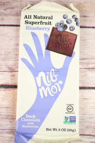 Nib Mor All Natural Superfruit Blueberry