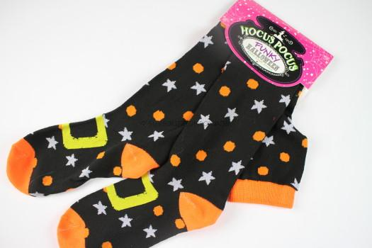 Hocus Pocus Funky Halloween Knee High Socks