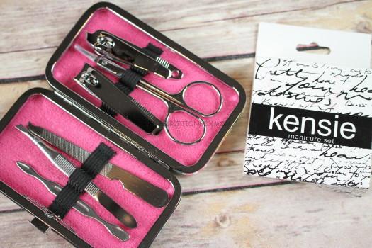 Kensie Manicure Set